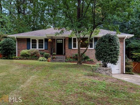 1535 Berkeley Ln Ne, Atlanta, GA 30329