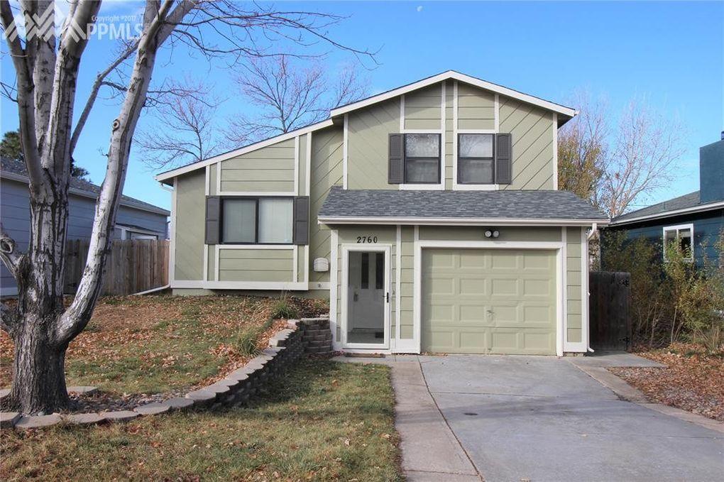 2760 Fredricksburg Dr, Colorado Springs, CO 80922