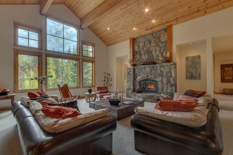 174 Painted Rock Ct, Olympic Valley, CA 96146