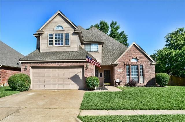 2613 heather brook ct bedford tx 76021 home for sale