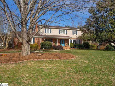 P O Of 39 Hillsborough Dr Greenville Sc 29615 House For Sale