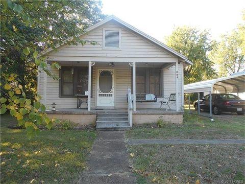 209 Gertrude Ave, Wagoner, OK 74467