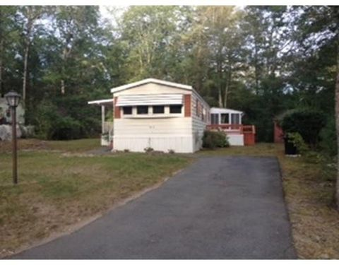 Page 2 carver mobile homes and manufactured homes for sale carver ma mobile mfd real estate - The mobile home in the meadow ...