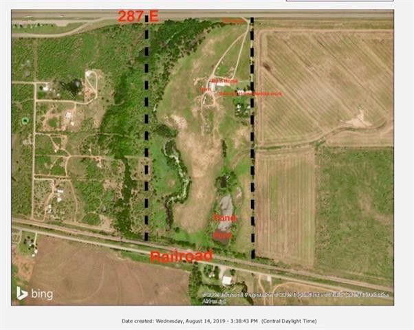 Us Highway Map 2015 2015 Us Highway 287 W, Iowa Park, TX 76367   realtor.com®