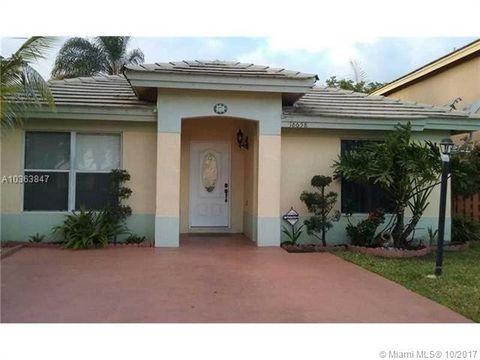 18658 Nw 52nd Path, Miami Gardens, FL 33055