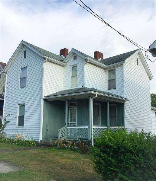 208 Evans St, Uniontown, PA 15401