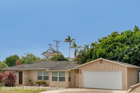 Photo of 3709 Oleander Dr, San Diego, CA 92106