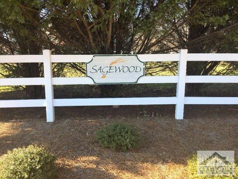 Sagewood Dr Lot 1 Winterville GA 30683