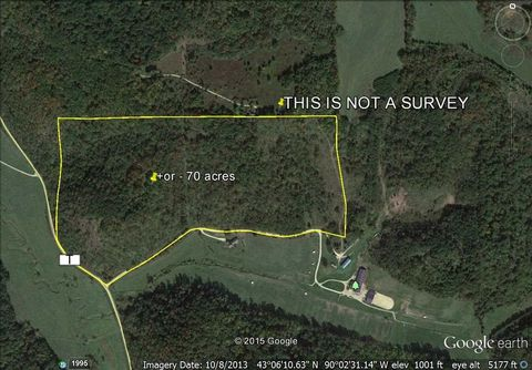 70+/ Ac County Road T, Spring Green, WI 53588