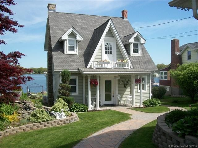 Wolcott Ct Waterfront Homes For Sale