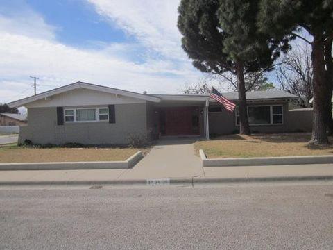 1309 S Harry Ave, Monahans, TX 79756