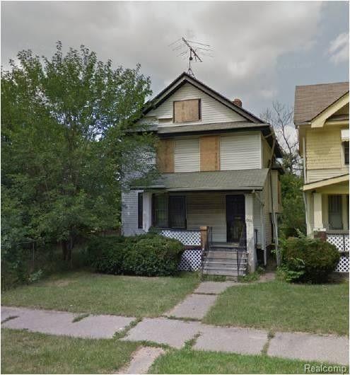 1536 Hazelwood St Detroit, MI 48206