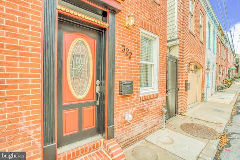 Photo of 322 S Madeira St, Baltimore, MD 21231