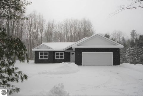 Photo of 19907 Arthurs Way, Lake Ann, MI 49650