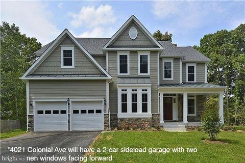 4021 Colonial Ave, Alexandria, VA 22309