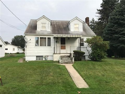 Photo of 38 Carson St, Center Township Homer Cty, PA 15748