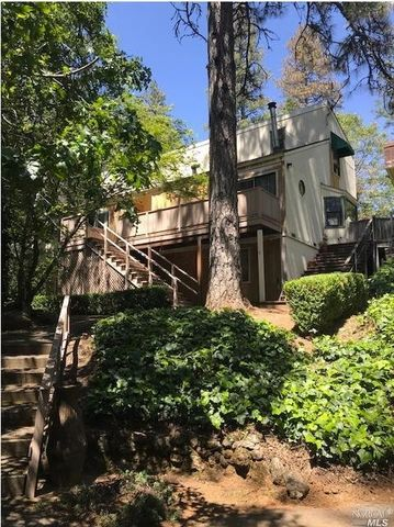265 Cold Springs Rd, Angwin, CA 94508