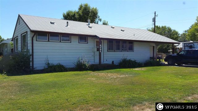 1416 Russell Ave, Worland, WY 82401