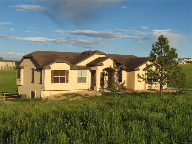 16983 carriage horse dr colorado springs co 80921 home for sale and real estate listing