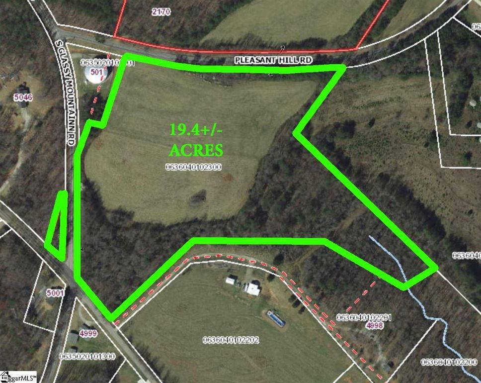Greer Sc Zip Code Map.33534 Pleasant Hill Rd Greer Sc 29651 Land For Sale And Real