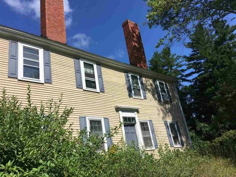 P O Of 100 Pleasant St Epping Nh 03042 House For Sale