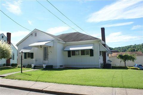 406 Latta Ave, Roscoe, PA 15477