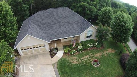 Cleveland GA Homes With Special Features