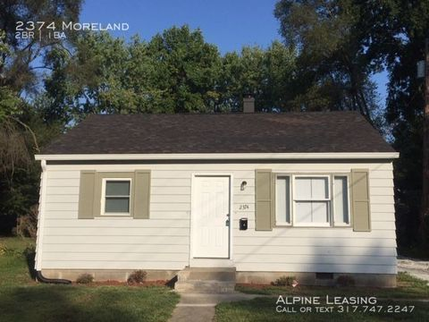Photo of 2374 N Moreland Ave, Indianapolis, IN 46222