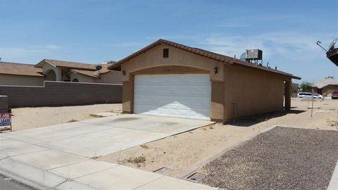 1644 N Nydia Ave, San Luis, AZ 85349