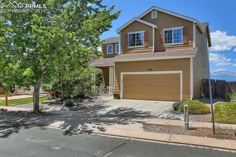 Photo of 7184 Prairie Wind Dr, Colorado Springs, CO 80923