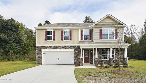 Tucker East Greenville Nc New Home