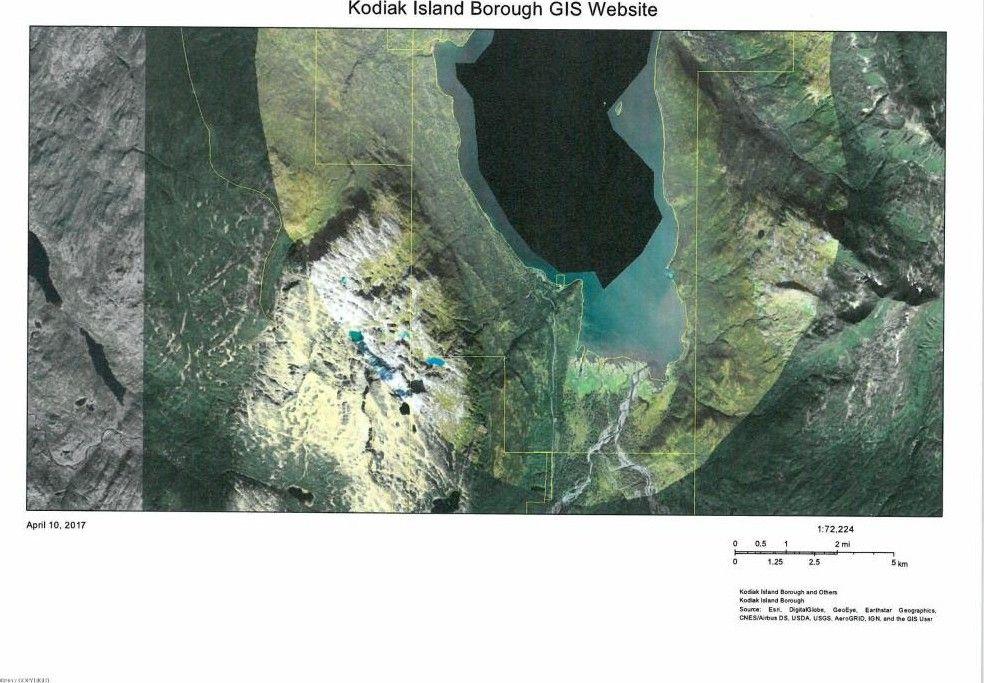 Kizhuyak Bay, Port Lions, AK 99550