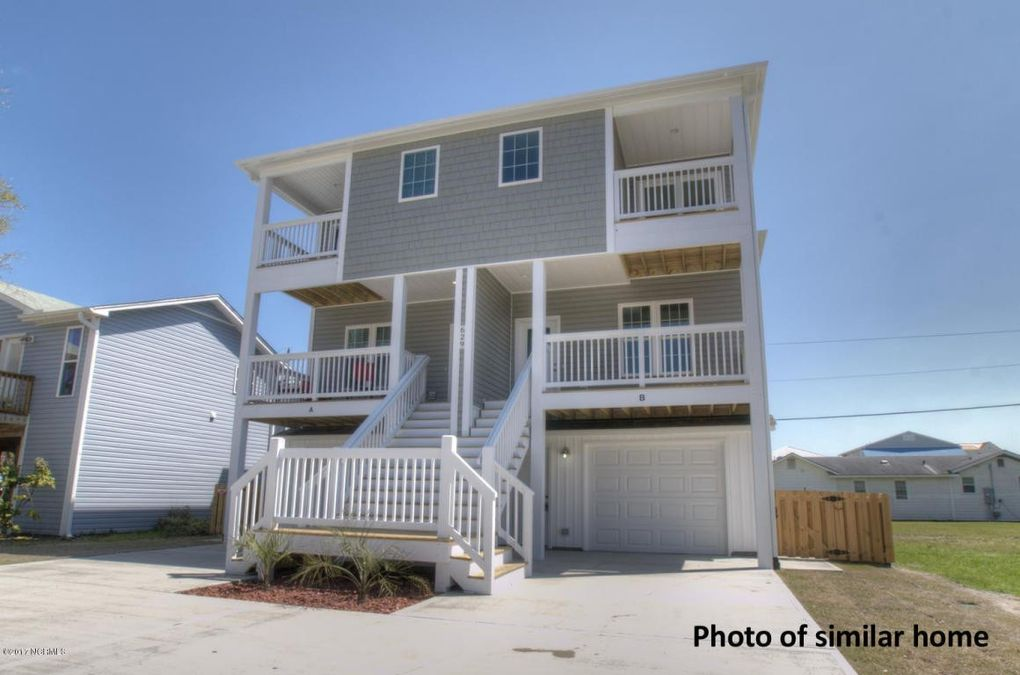 1506 Pinfish Ln Unit 1, Carolina Beach, NC 28428