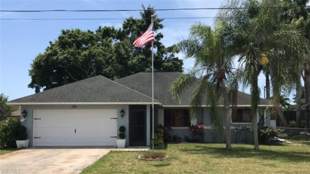226 Sw 43rd St, Cape Coral, FL 33914