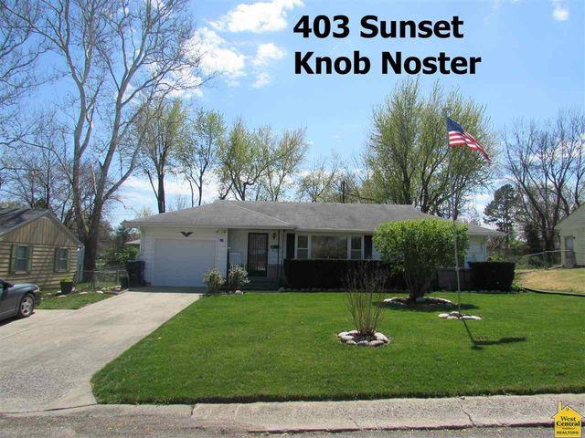 403 Sunset Blvd Knob Noster Mo 65336 4 Beds 2 Baths