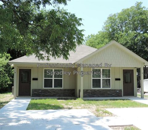 Photo of 606 B S 13th St, Temple, TX 76504