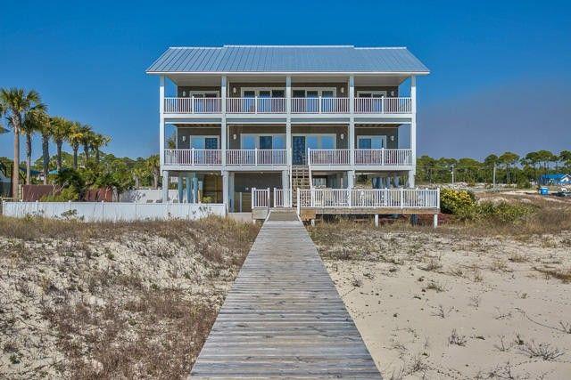 W Gulf Beach Dr St George Island