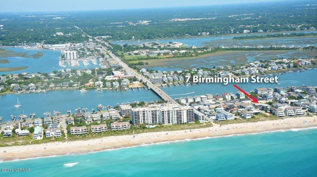7 Birmingham St Wrightsville Beach Nc 28480