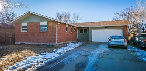168 Harvard St, Colorado Springs, CO 80911