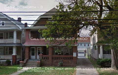 Photo of 3452 Bosworth Rd Apt 3, Cleveland, OH 44111