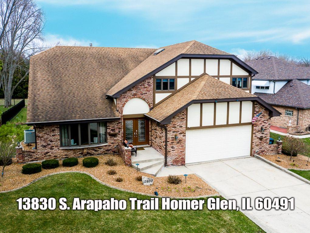 13830 S Arapaho Trl Homer Glen, IL 60491