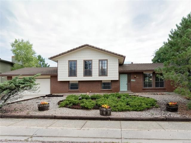 270 arequa ridge dr colorado springs co 80919 home for sale and real estate listing