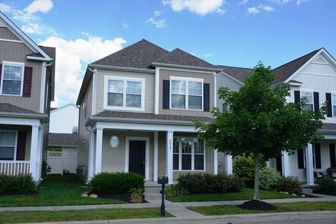 6026 Trumhall Ave, Westerville, OH 43081