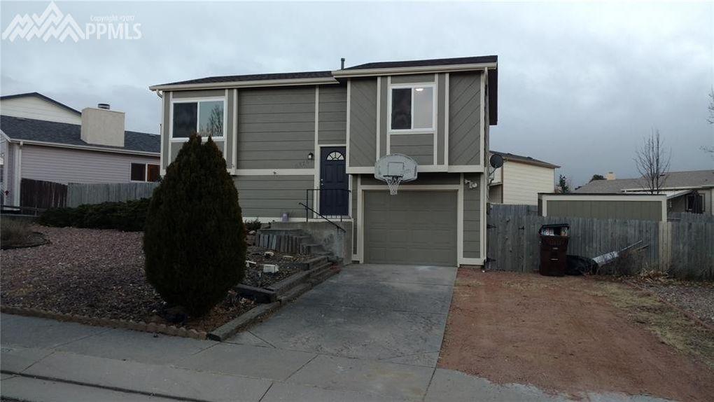 6325 Bismark Rd, Colorado Springs, CO 80922