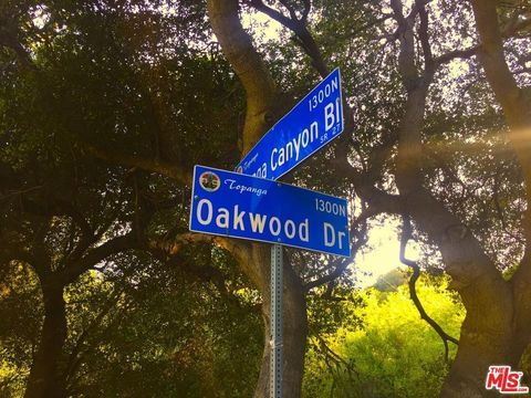 Topanga Canyon Blvd CA 90290
