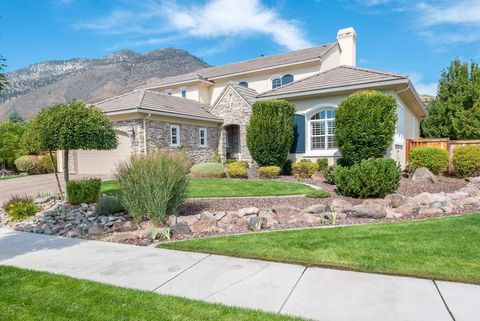492 Daggett Creek Loop, Genoa, NV 89411