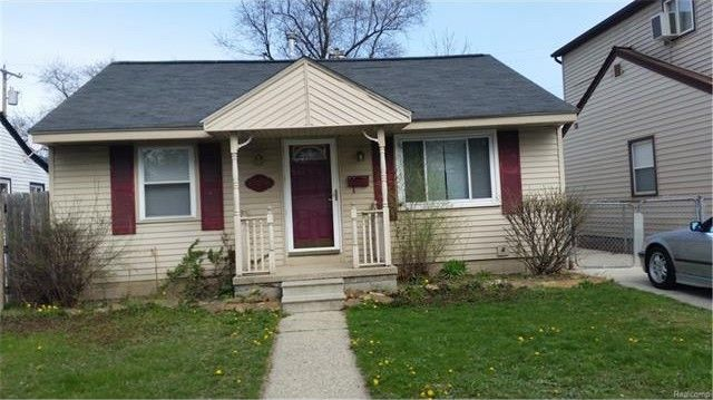 23084 Pilgrim Ave Hazel Park Mi 48030 Home For Sale