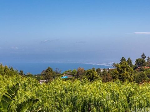 2051 Via Visalia, Palos Verdes Estates, CA 90274