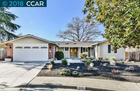111 Kelobra Ct Walnut Creek, CA 94598