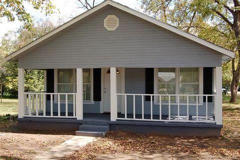 408 S Lawnview St, Tishomingo, OK 73460